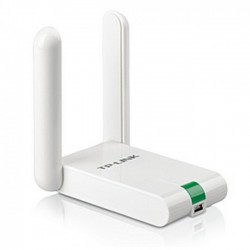 Adaptador USB TP-Link Wireless 300Mbps