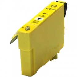 Tinteiro Epson Compativel T2714 Nº27 Amarelo