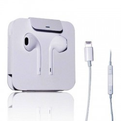 Apple EarPods Auriculares com Conector Lightning OEM