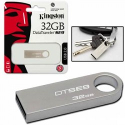 Pen Drive KINGSTON Datatraveler SE9 - 32GB