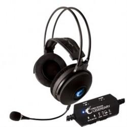 Headphone Gaming Halfmman Legendary