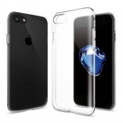 Capas Silicone Iphone Transparente