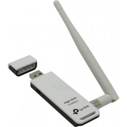 ADAPTADOR USB WIRELESS TP-LINK 150MBPS