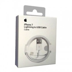 Apple Cabo Lightning para USB
