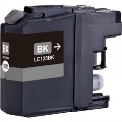 Tinteiro Compativel Brother LC-123BK