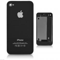 Capa Traseira Iphone 4 Preta