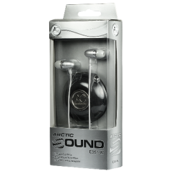 Earphones Artic E351-W